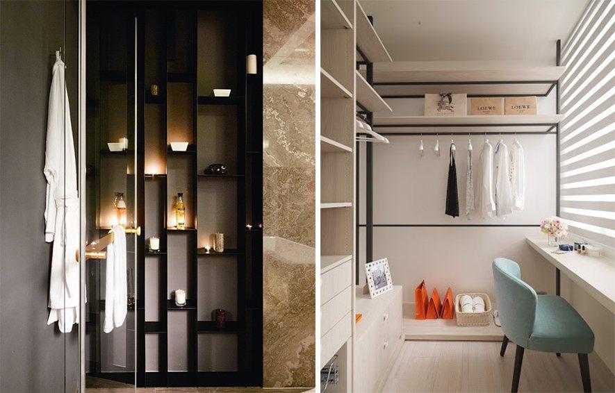 (圖)「藝品」不只含有高度觀賞價值,亦能轉化為展示層櫃、掛衣架等,兼具機能的風格...