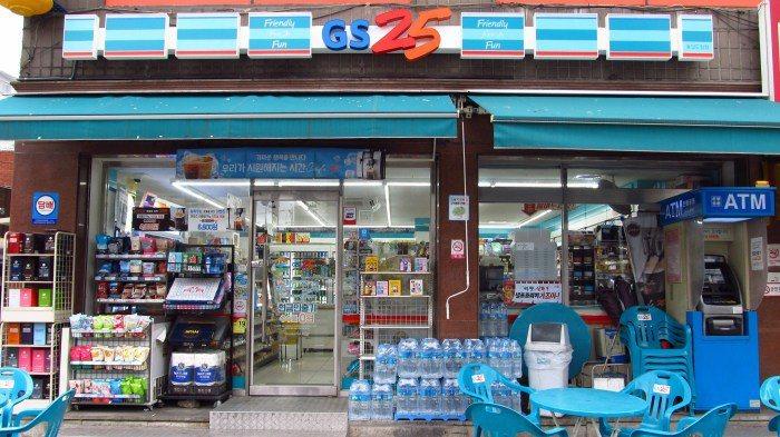 便利超商。 圖/Wikimedia