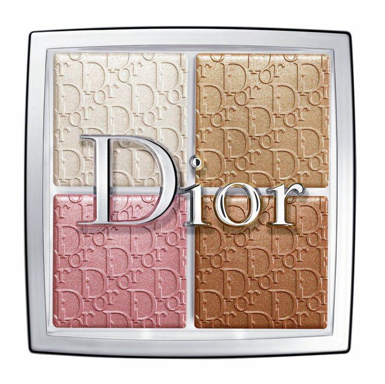 Dior 專業後台打亮腮紅盤#001/售價1,800元。圖/Dior提供