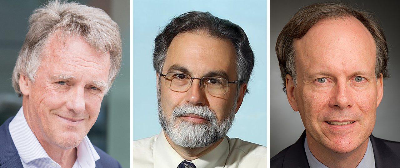諾貝爾醫學獎得主揭曉,美國哈佛醫學院教授凱林(William G. Kaelin...