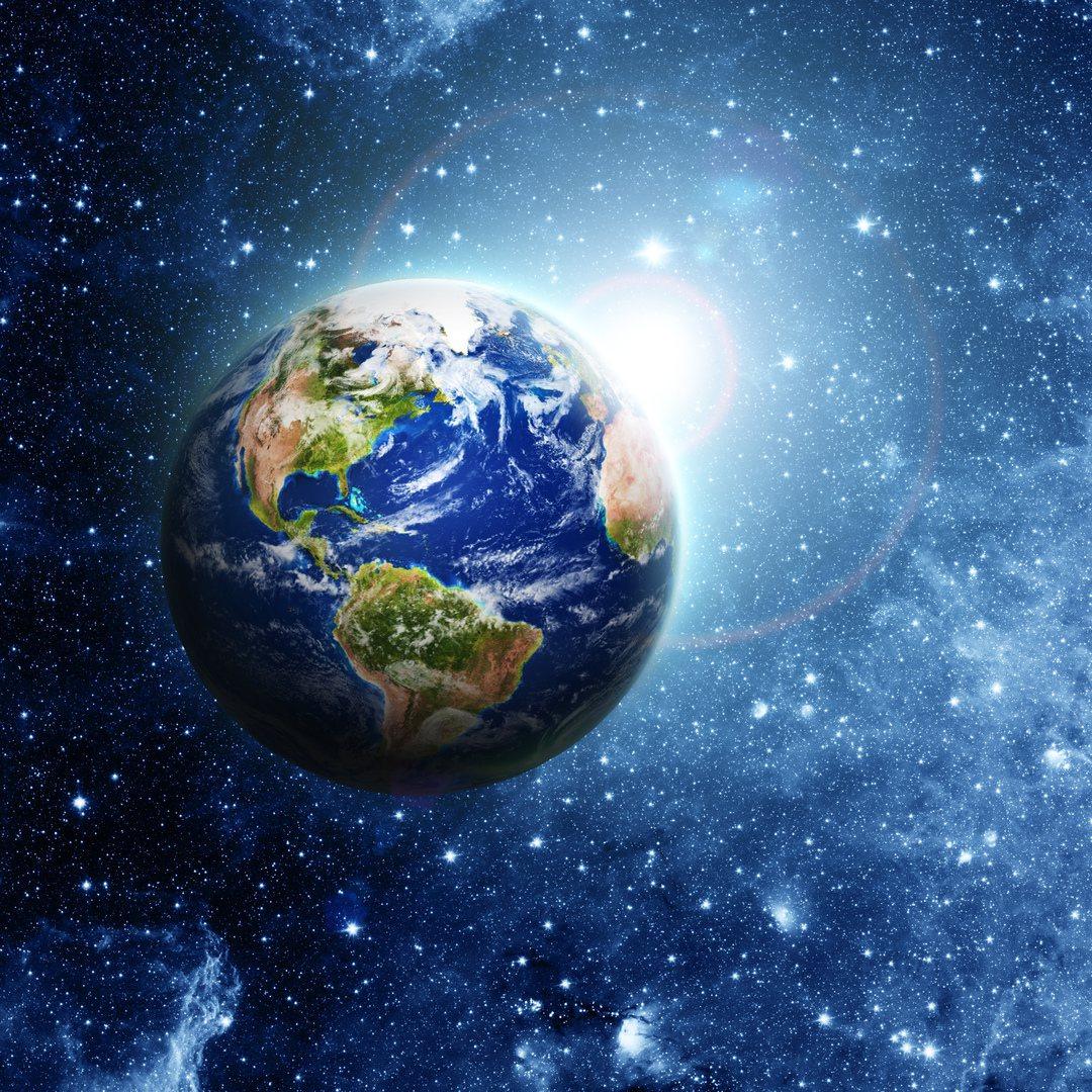 梅爾、奎洛茲的觀測結果,引發了天文學革命,證明地球不孤單。示意圖/ingimag...