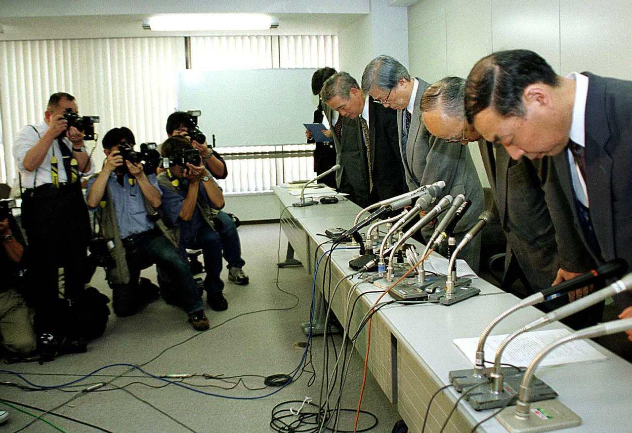 日本東京電信公司主管上月30日宣布結束長達50年的呼叫器業務。(美聯社)