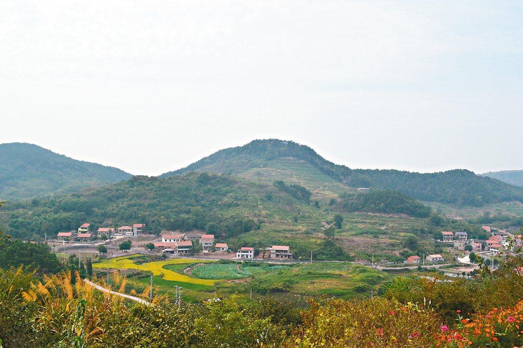 太和鎮景色秀麗,發展生態遊、農家樂、民俗文化遊。 特派員王玉燕/攝影