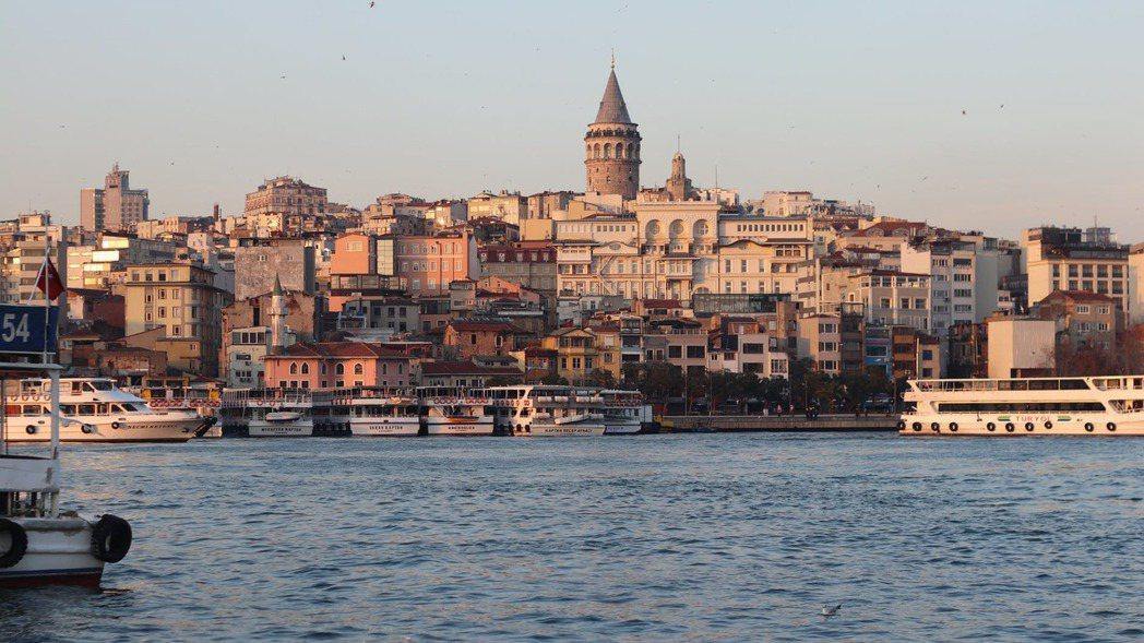 土耳其伊斯坦堡美景。pexels