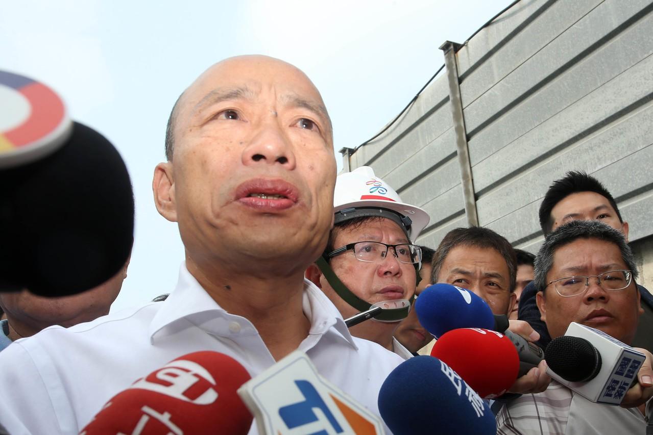 國民黨提名總統參選人韓國瑜國政顧問團陸續提出多項政策,絕大多數都沒有發酵。 記者...