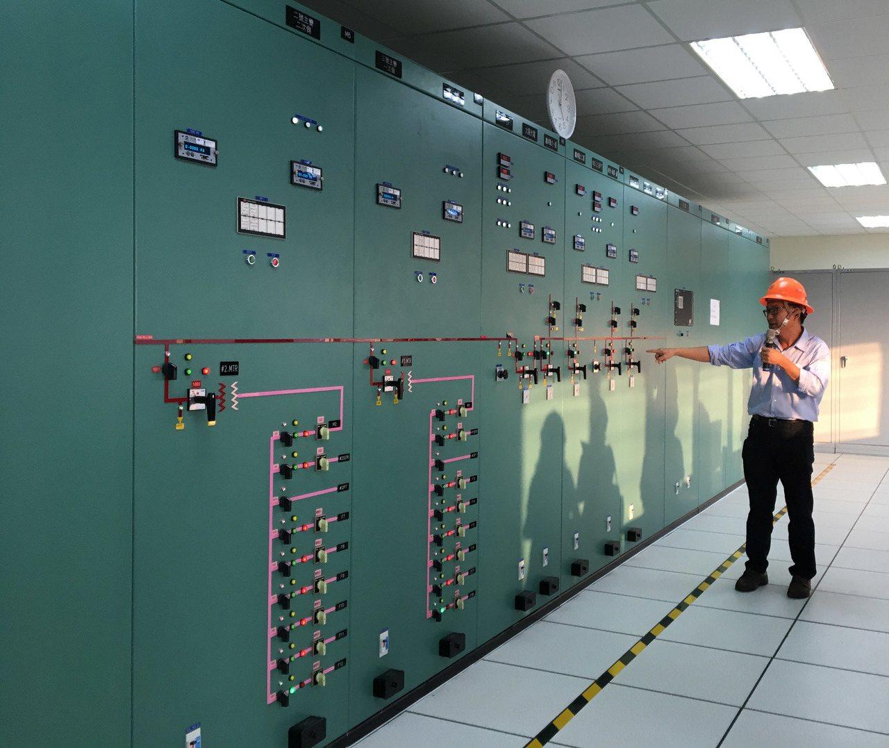 台電耗資新台幣606億元興建升壓站、開閉所等併網工程,其中,彰一開閉所工程場址已...