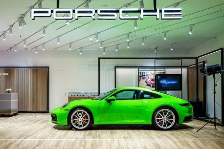 就在台北信義區!全球首座Porsche NOW全新型態概念店開幕