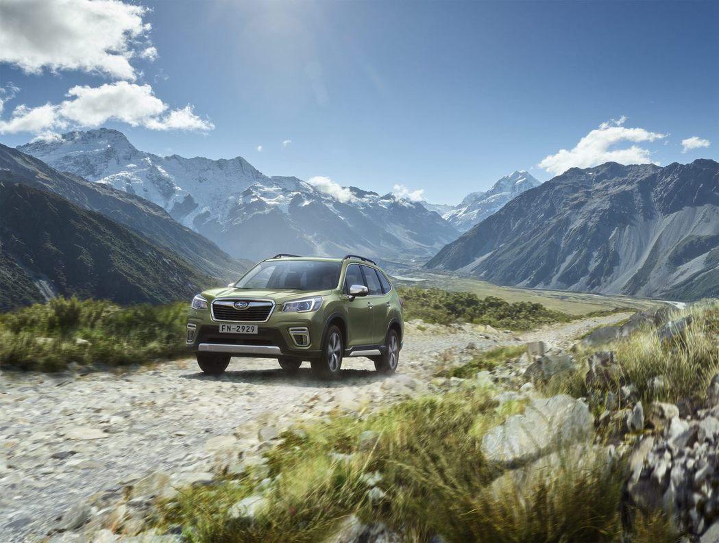 Subaru特別推出感謝祭活動並規劃最符合車主需求共七大實在優惠。 圖/Suba...