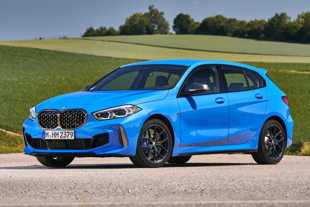 預計成為BMW最入門電動車 純電1 Series有望於2021年登場!