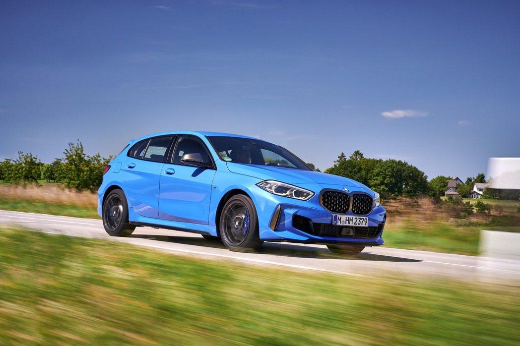 新世代BMW 1 Series在台售價已正式公布。 摘自BMW