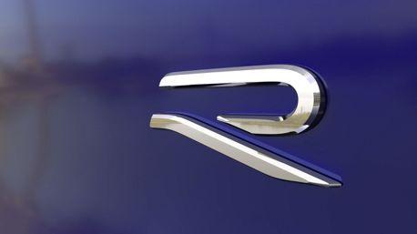 "Volkswagen R車系更換全新""R""銘牌設計!"