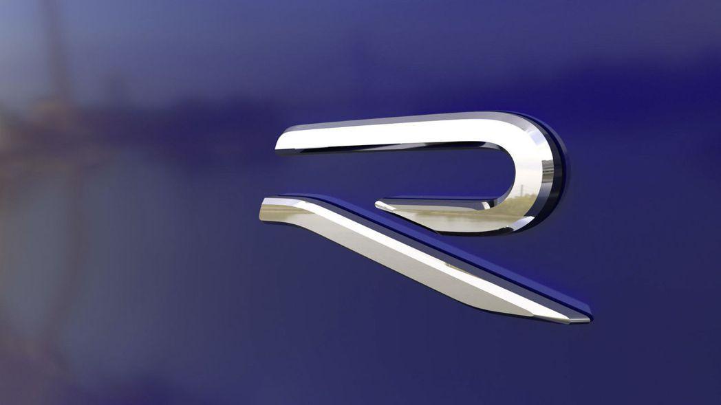 全新Volkswagen R銘牌跳脫傳統,改以簡約動感的設計呈現。 摘自Volk...