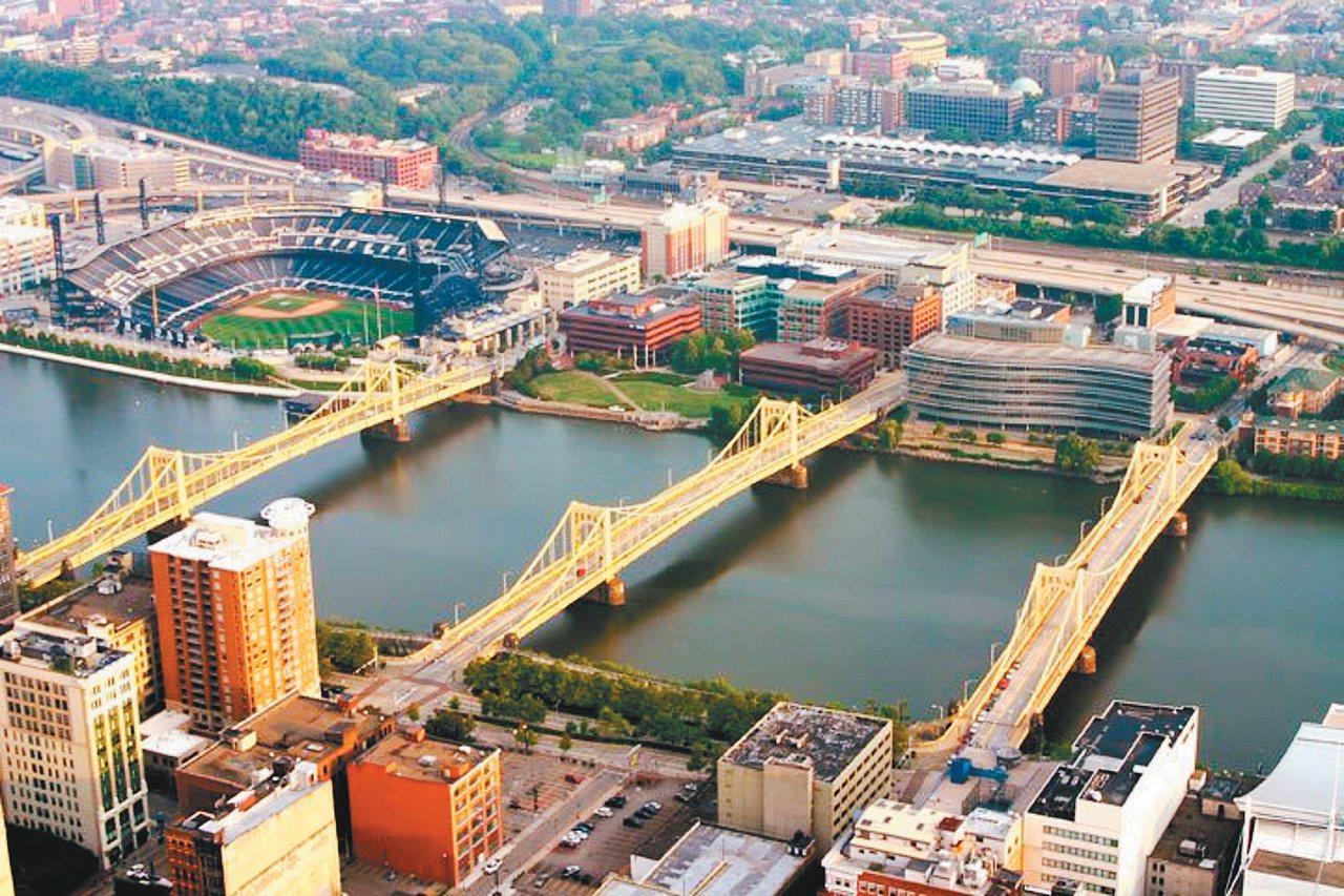 不到10萬美元就可以買到房子的地方,包括賓州的匹茲堡。取自VisitPittsb...