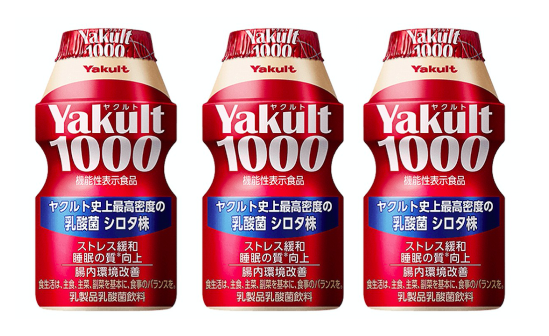 圖/Yakult日本官網