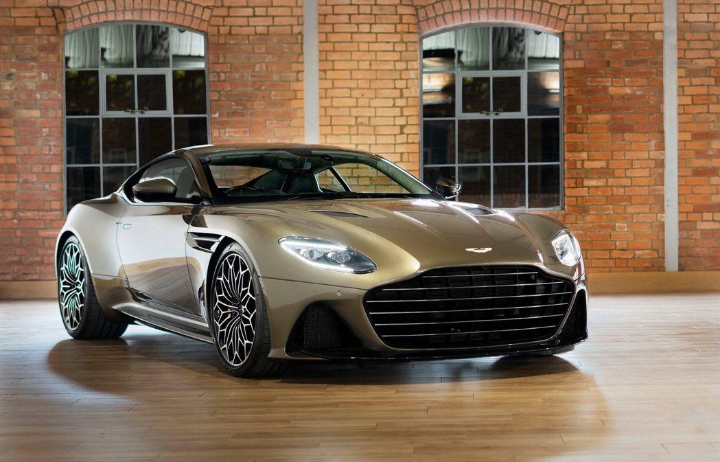 Aston Martin DBS Superleggera OHMSS Edit...