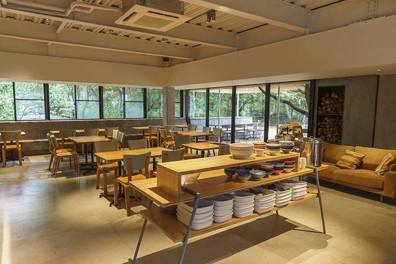 餐廳提供多樣以當地食材打造的美味餐點。