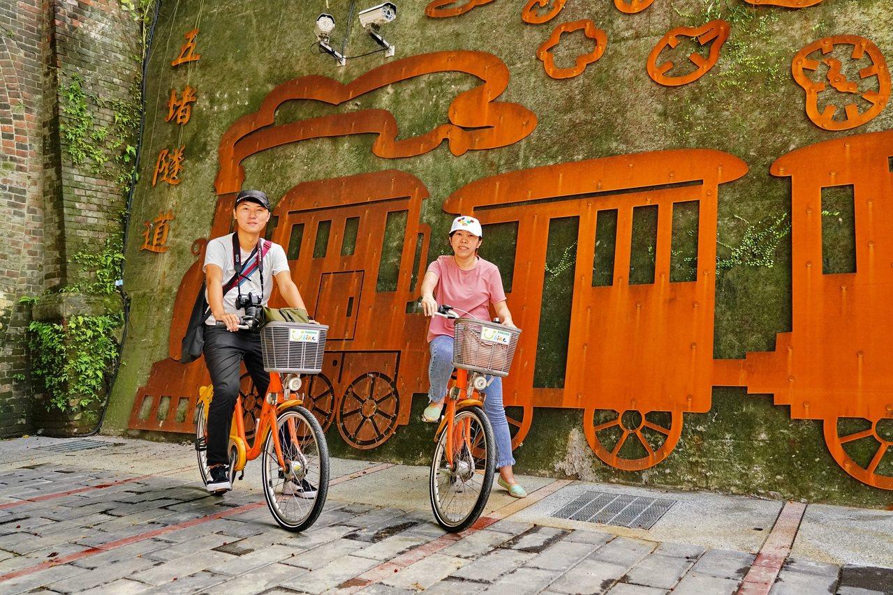 單車愛好者有福了!新北-基隆自行車道開通