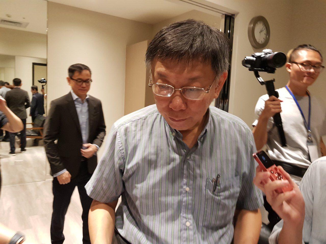 北市府首創跨境電商「新貿獎」,今天由台北市長柯文哲頒獎給10家金獎跨境電商企業。...