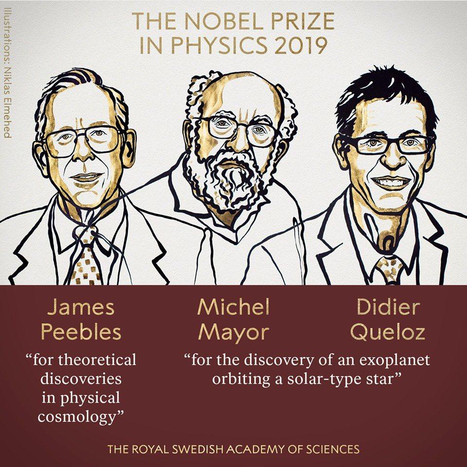 諾貝爾物理獎由三人共得。圖╱諾貝爾獎官網