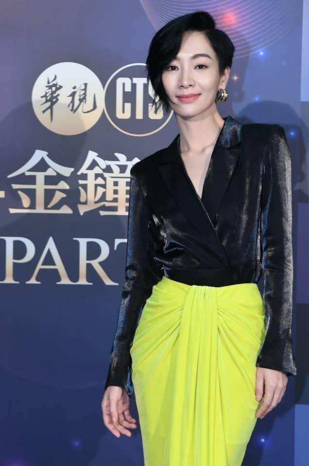 陽靚以華視「忘川」入圍54金鐘迷你劇女主角。圖/華視提供