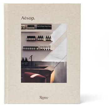 Aesop Book共336頁,帶大家瀏覽這33年來的歷史。圖/Aesop提供