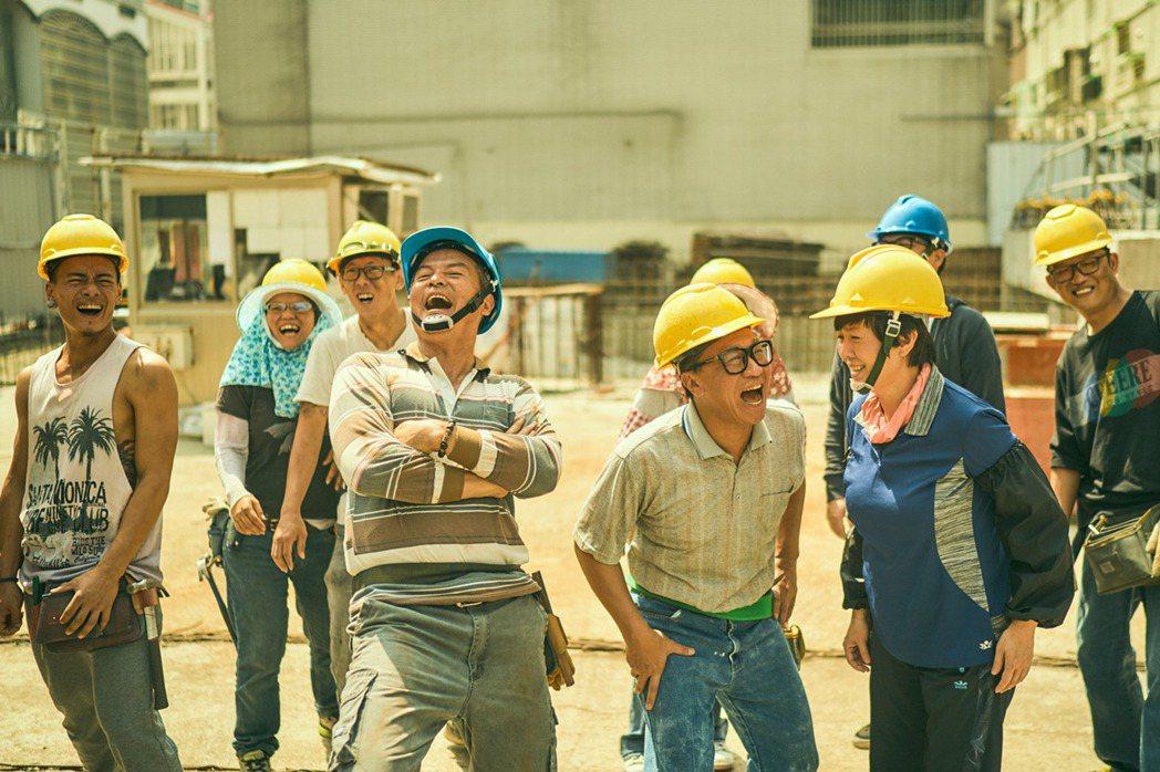 「做工的人」劇照。圖/大慕影藝提供