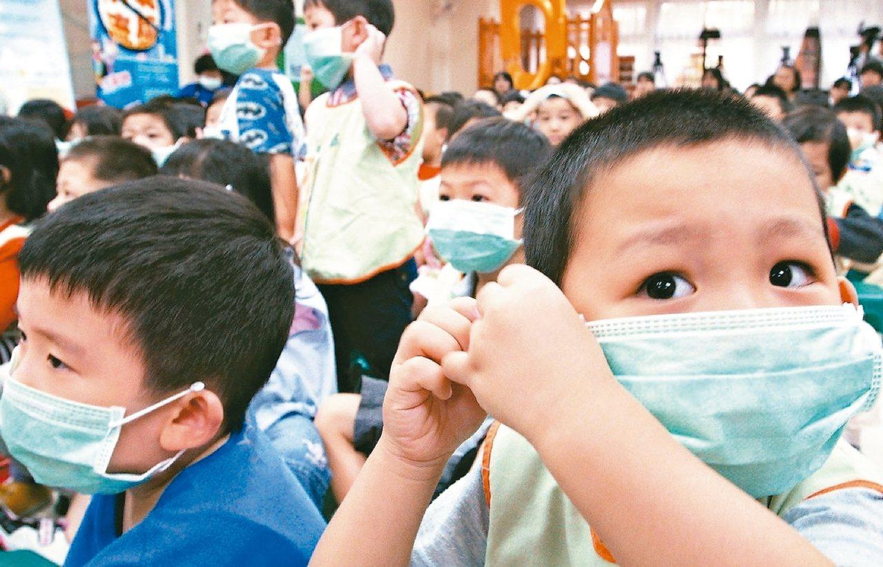 疾管署預估,夏日流感疫情進入尾聲,冬季流感可能在明年一月初後才會流行。 圖/聯合...