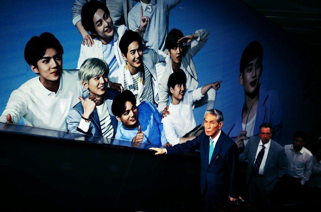 韓國不平等的現象,存在社會各個角落。 圖/路透社