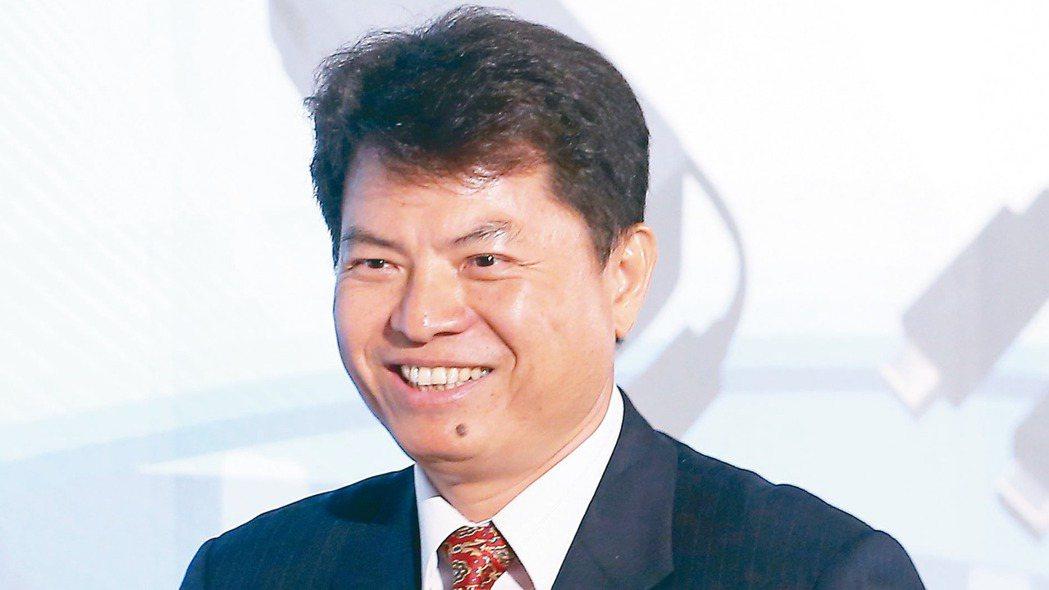 嘉基董事長朱德祥。 圖/報系資料庫