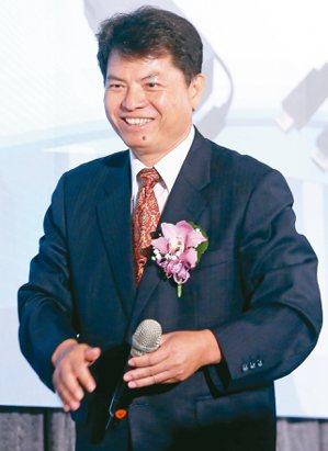 嘉基董事長朱德祥 記者余承翰/攝影