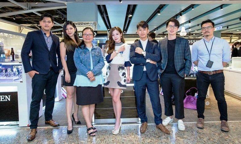 OLIVIA BURTON正式登陸台中新光三越中港店,ERICA STORE總經...