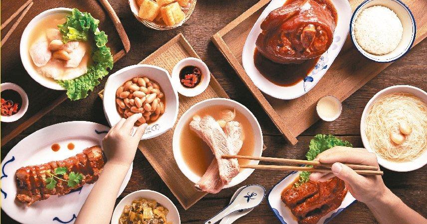「松發肉骨茶」為新加坡米其林必比登推介餐廳。 圖/松發提供