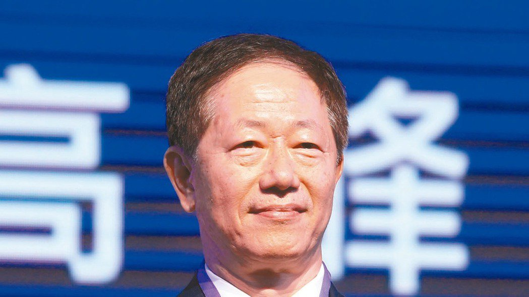 台積電董事長劉德音。 本報資料照片