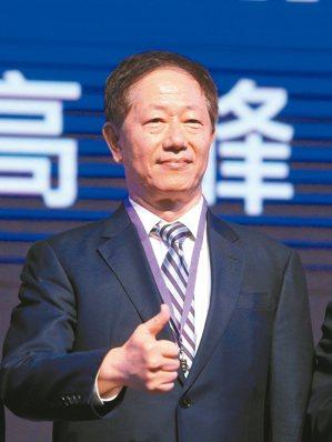台積電董事長劉德音。 圖/聯合報系資料照片