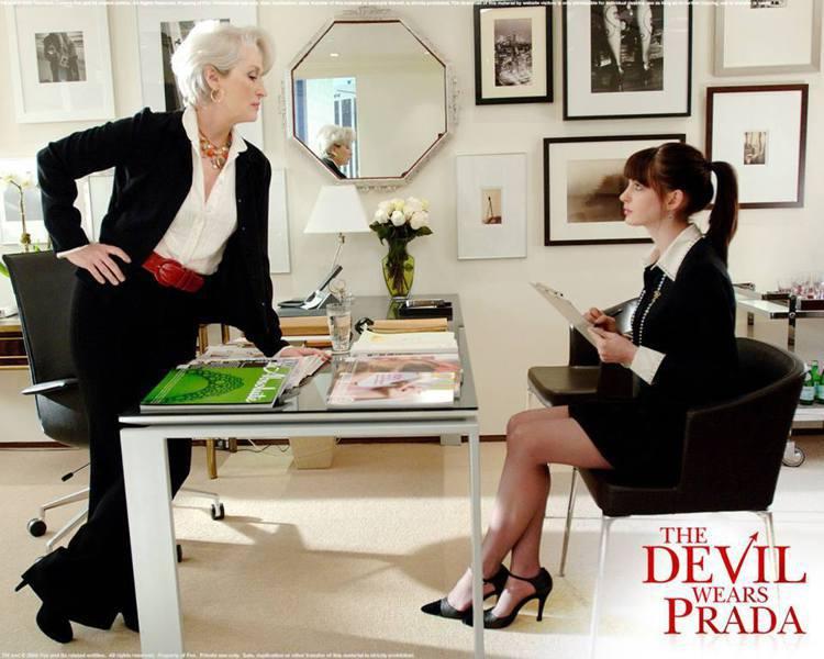 圖/擷自The Devil Wears Prada官方粉絲專頁
