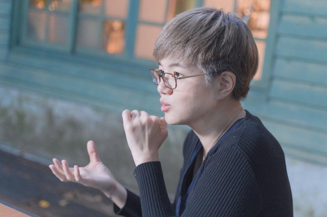 身為g0v共同發起人的瞿筱葳,更在意提案是否有「開源」的精神。 圖/李瑞彥攝影