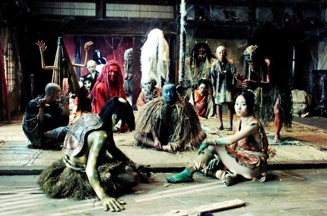 到江戶時代這個百姓生活相對安定的時期,妖怪一詞才開始滲透到民俗層面。圖為2005...