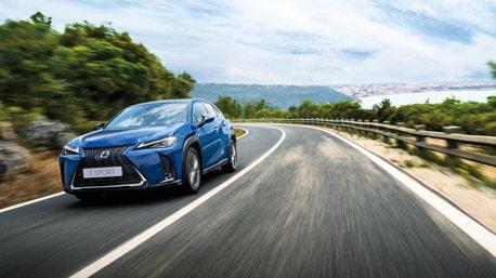 全面升級更智慧安全 Lexus UX、NX、ES 10月起生產車款戰力更強