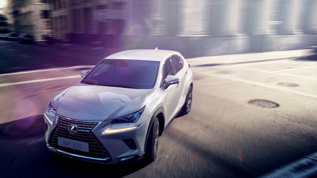 高額零利率輕鬆入主全新LEXUS車款。 圖/和泰汽車提供