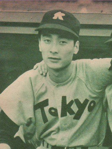 1950年,國鐵燕子隊成立,總教練親自拜訪金田家,希望將屆高三的他,未來能替這支新球隊效力。 圖/維基共享