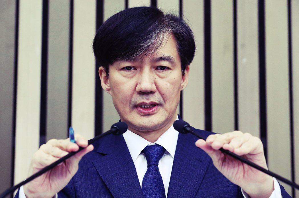 南韓法務部長曹國,其妻女醜聞持續延燒,「部長不適任」也成為朝野與全國輿論的廝殺話...