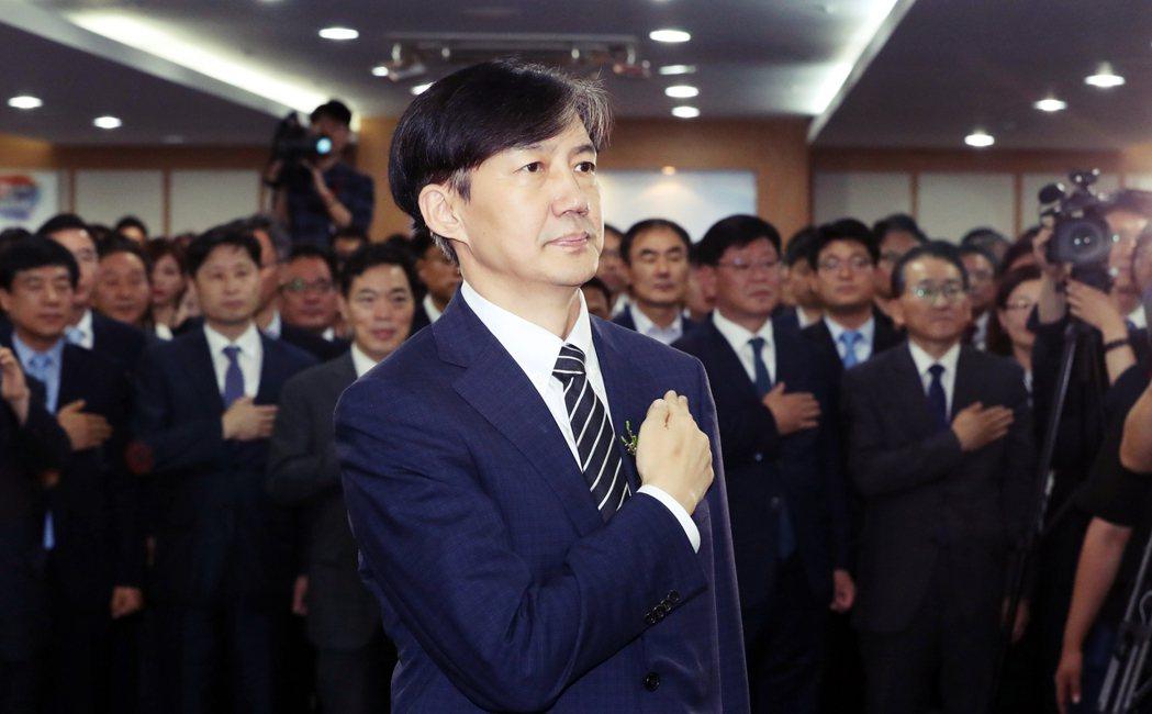 曹國部長也在10月8日,正式發表第一波檢察改革方案。除了宣布取消檢察長專用座車、...