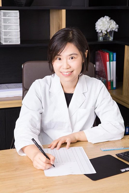 宥宥婦幼中心新生兒感染科主任吳佩潔醫師說,「足夠的疫苗,能夠增加對各種不同型別肺...