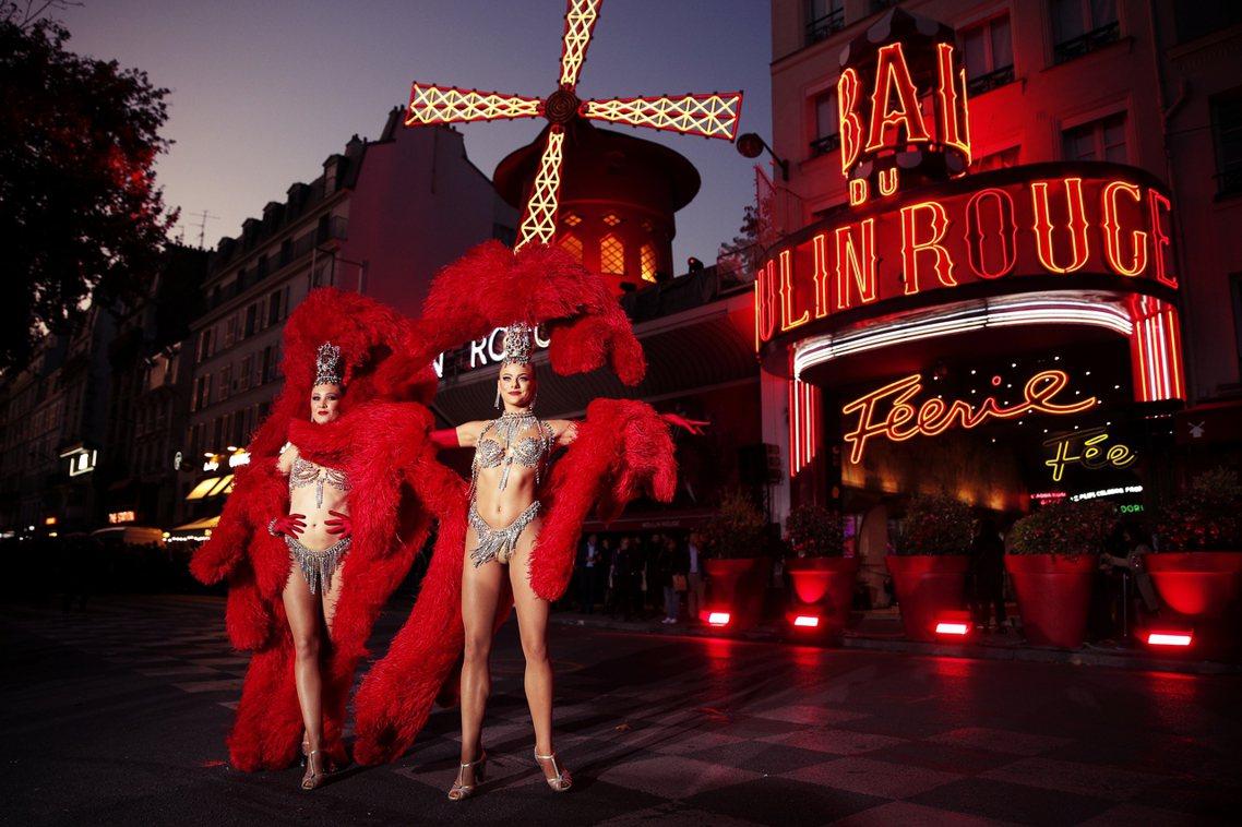 「巴黎最絢麗的舞台,百年來上演一幕幕人性的狂歡...」世界知名的法國巴黎「紅磨坊...
