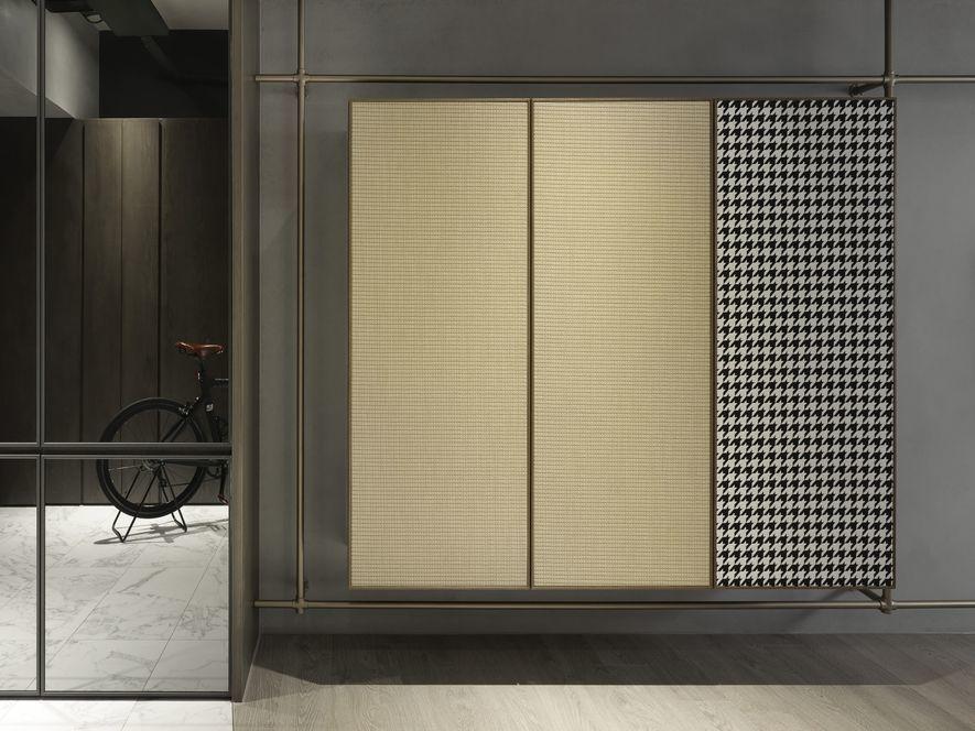 (圖)川十設計 住宅作品《Be Unique》起居空間