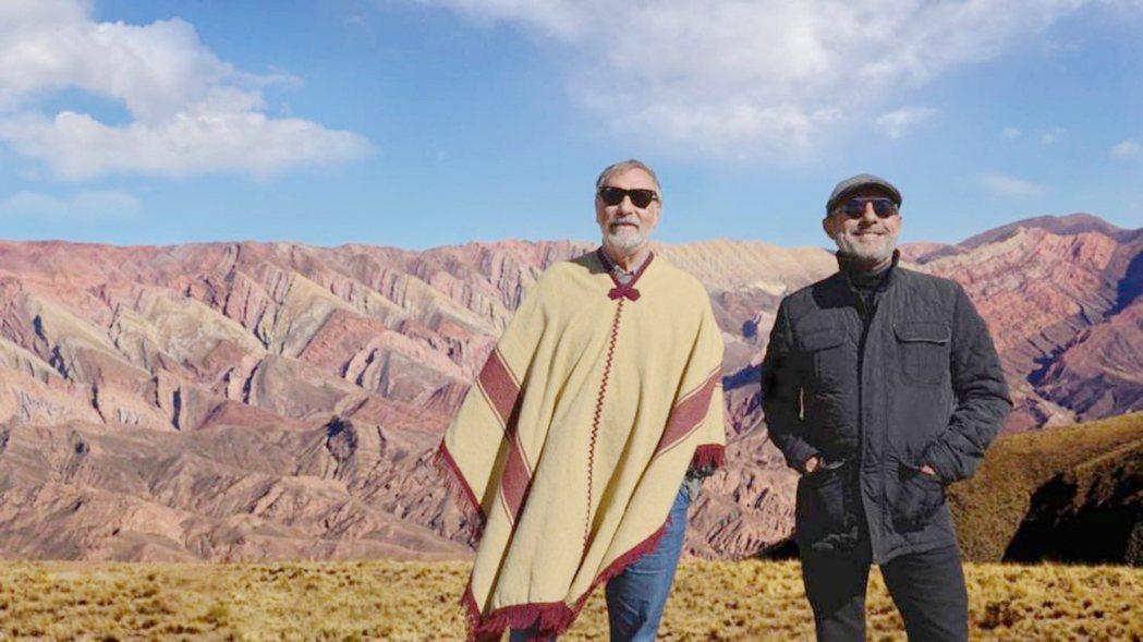 「計高一籌」將南美洲胡胡伊山脈美景呈現觀眾眼前。圖/海鵬提供
