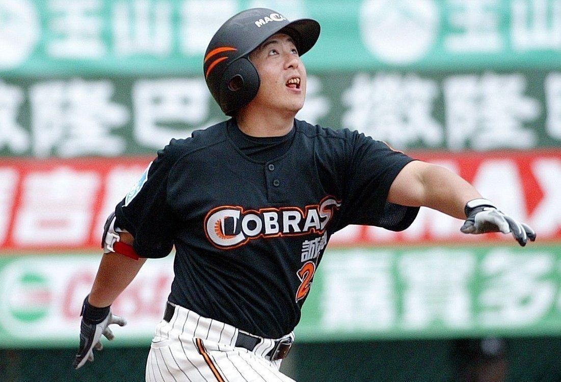 前職棒球員王傳家。圖/聯合報系資料照片