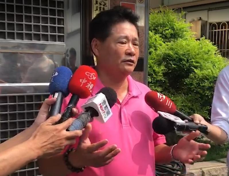 大甲鎮瀾宮副董事長鄭銘坤今天表示,他相信台灣的司法,也相信司法會還他一個公道。記...