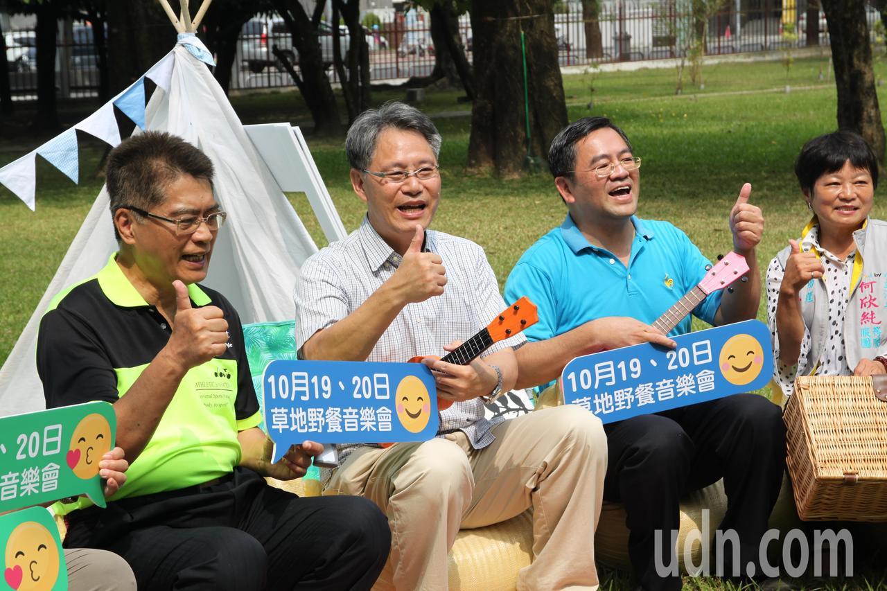 國立交響樂團在地40年 團長:霧峰該是台灣維也納