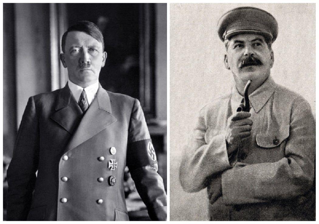 納粹德國領元首希特勒、蘇聯獨裁者史達林都曾獲得提名。畫面翻攝:維基百科